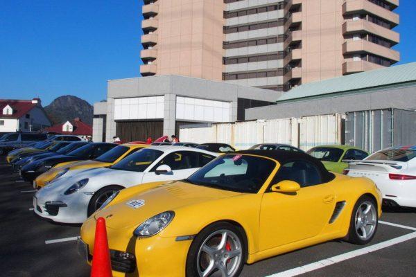 ポルシェクラブ JAPAN 軽井沢ラリー【2015】
