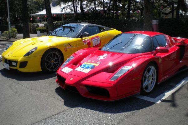 フェラーリクラブ オブ ジャパン【2012】