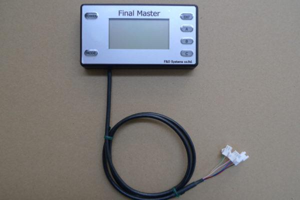 【32】アベレージタイマー「FinalMaster」