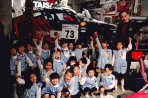 NASCはTEAM TAISAN EV RACEを応援します!