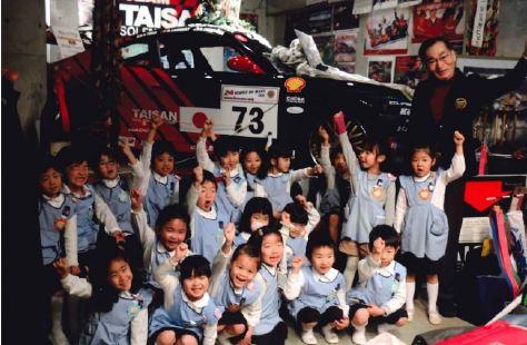 NASCはTEAM TAISAN スーパーGT19を応援します!